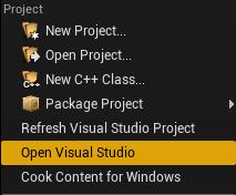 Debugging C++ Unreal Engine 4 Apps in Visual Studio | Magic Leap