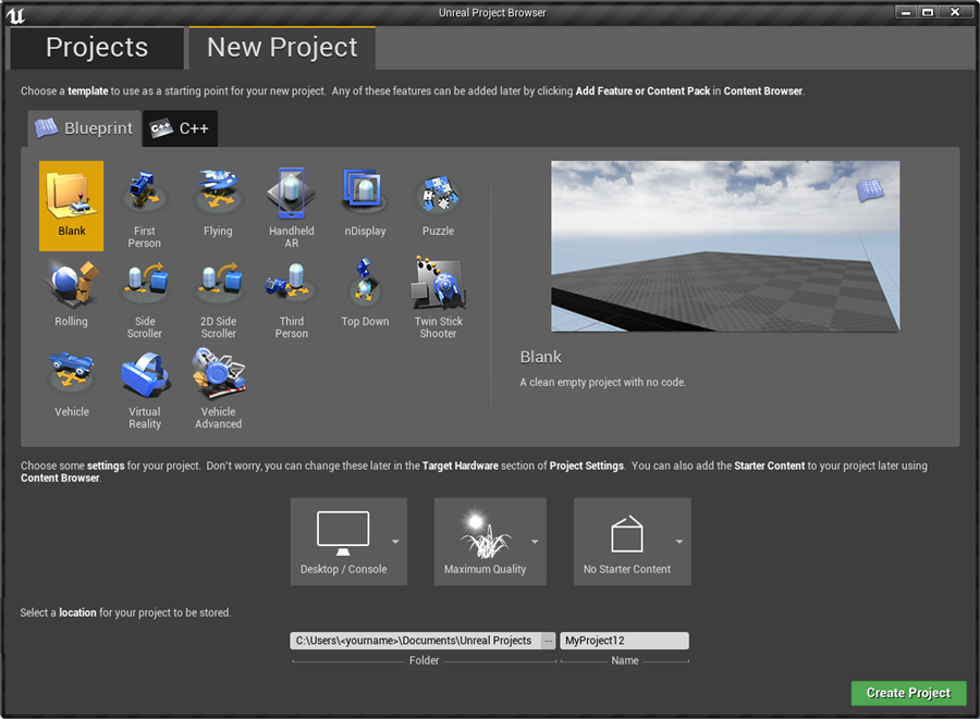 Configure Magic Leap Project in Unreal | Magic Leap