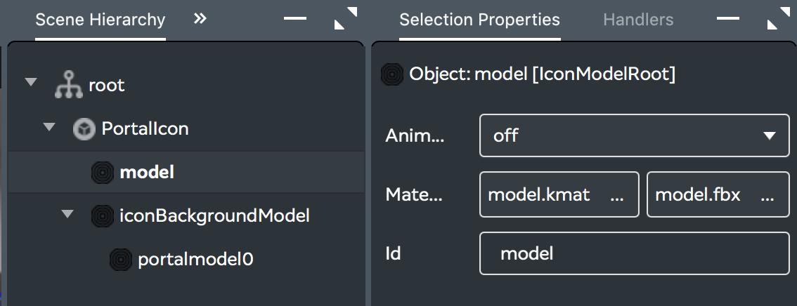 Creating Portal Icons Using Lumin Runtime Editor   Magic Leap