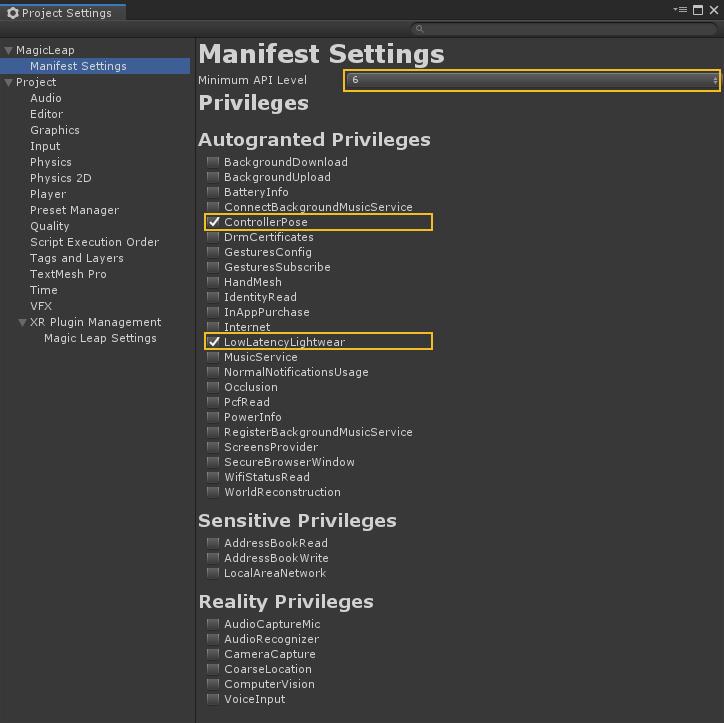 6 DOF - Unity Edition | Magic Leap