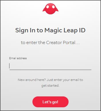 Install the Tools   Magic Leap