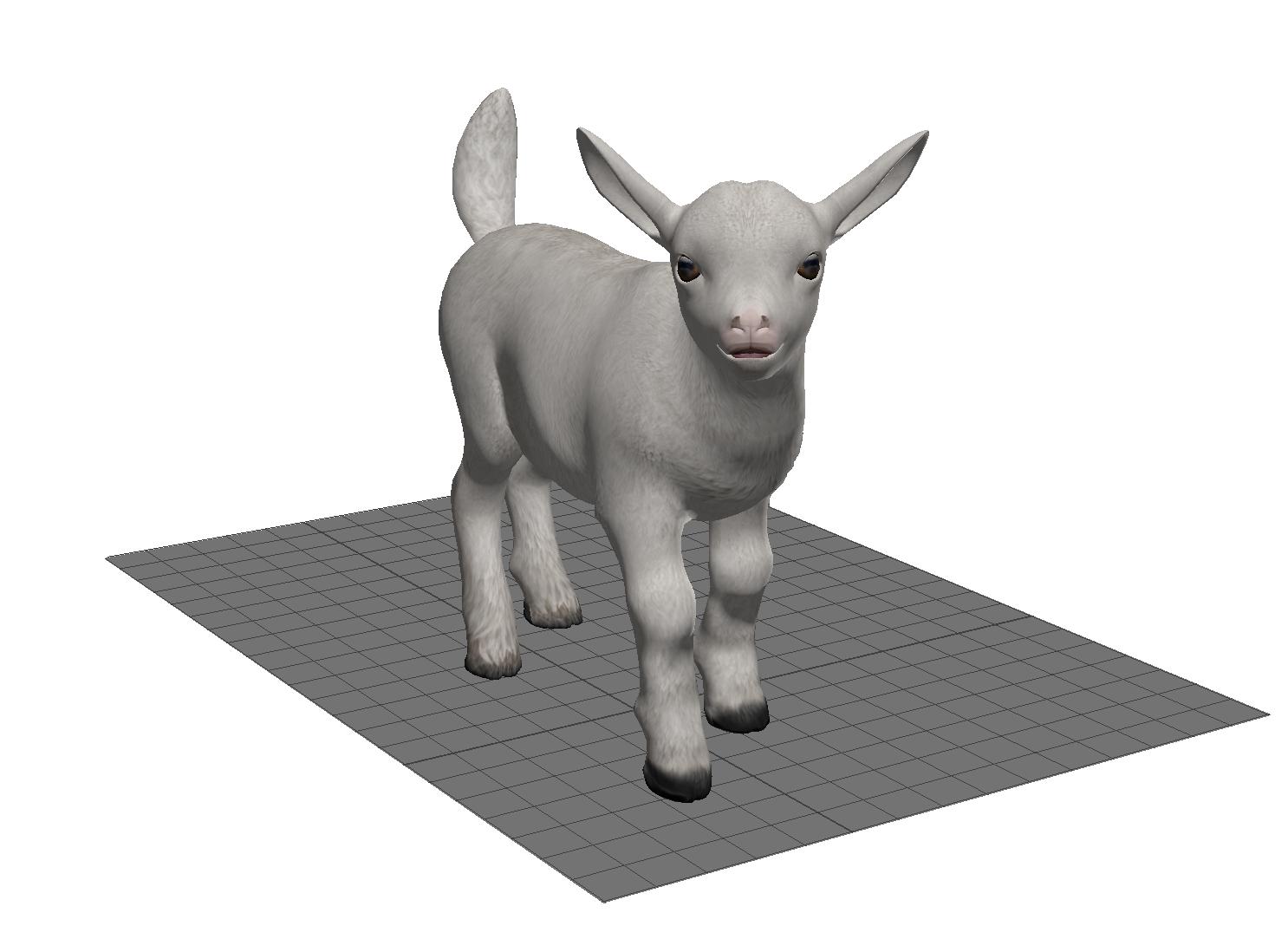 GLDS2 - Goat Tales | Magic Leap